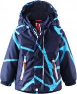 Куртка дитяча Reima 511214B-6981 92 см темно-синій (6416134528787)