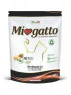 Корм Morando MioGatto Sterilised with Chicken для стерилізованих котів, з куркою 400 г