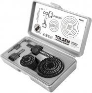 Набір пил кільцевих Tolsen 19-64 мм 75865