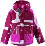 Куртка детская Reima Zosma 521360-4614 122 см малиновый (6420024622875) р. 122 малиновый