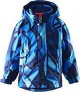 Куртка для мальчиков Reima Kiekko 521465B-6982 104 см темно-синий (6416134465655)