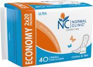 Прокладки щоденні Normal Clinic Comfort ultra ultra 40 шт.