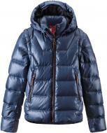 Куртка-жилет пухова для хлопчиків Reima 531225-6760 134 см синьо-сірий (6416134471878)