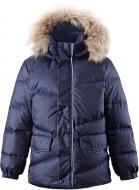 Куртка-пуховик для хлопчиків Reima 531229-6980 122 см темно-синій (6416134494051)