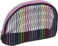 Пенал-косметичка Веселка 21х14х6 см різнокольоровий