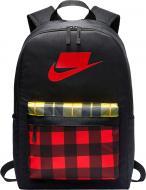 Рюкзак Nike Heritage 2.0 Backpack BA5880-010 черный с красным