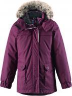Куртка дитяча Lassie 721696-4980 110 см темно-фіолетовий (6416134498073) р. 110 темно-фіолетовий