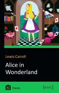 Книга Льюїс Керрол «Alice's Adventures in Wonderland» 978-617-7409-70-9