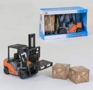 Инерционная машина Погрузчик Small Toys 9998-16 Черно-серый (2-63515)