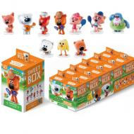 SWEET BOX 4 Мармелад с игрушкой в коробочке Shantou