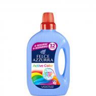 Гель для машинного прання Felce Azzurra Activ color 1,595 л
