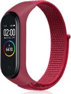 Сменный ремешок Xiaomi Smart Band для Mi Band 4/3 Nylon red 589087