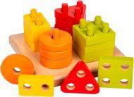 Іграшка розвивальна Cubika Геометричний сортер (квадрат)