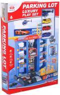 Гараж HLD Toys Parking Lot Luxury Set з ліфтом 92126