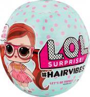 Игровой набор L.O.L. Surprise! S6 W1 Hairvibes Модные Прически