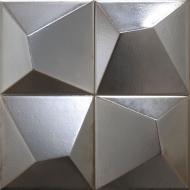 Плитка Cifre Vertex Line Silver 15x15
