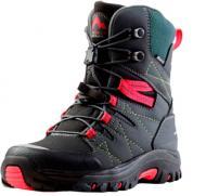 Ботинки McKinley Snowstar III AQX JR 409796-902046 р. EUR 37 серый