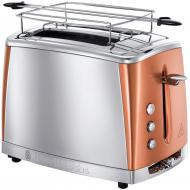 Тостер Russell Hobbs Luna Copper Accents 2 Slice 24290-56