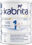 Суха молочна суміш Kabrita Gold 1 на основі козячого молока 800 г