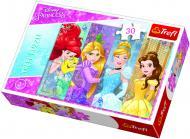 Пазл Trefl Казкові принцеси TFL-18205