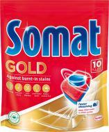 Таблетки для ПММ Somat Gold S 10 шт.