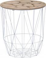 Стол-корзина Дерево 47,5х42 см