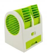 Мини-кондиционер вентилятор Noisy HB-168 Green (hub_np2_1442)