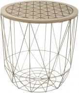 Стол-корзина Орнамент 40х41 см