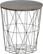 Стол-корзина Black 39х41 см
