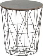 Стіл-кошик Black 34,5х39 см