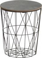 Стол-корзина Black 29,5х34 см