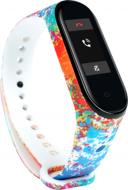 Ремінець для фітнес-браслета Xiaomi COLORFUL MI BAND 3/4 multicolor 523253
