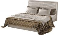 Ліжко Aqua Rodos Crystal 160x200 см бежевий глянець
