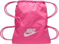 Рюкзак Nike Heritage 2.0 Gym Sack BA5901-610 розовый