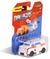 Машинка 2-в-1 Скорая помощь & Внедорожник TransRacers (6523169)