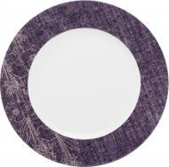 Тарілка підставна Golden Violet 27 см Fiora