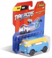Машинка 2-в-1 Автобус & Микроавтобус TransRacers (6523175)