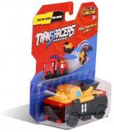 Машинка 2-в-1 Экскаватор & Пожарная машина TransRacers (6523178)