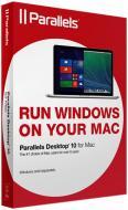 Программное обеспечение Parallels Desktop 10 for Mac Retail Lic CIS (PDFM10L-RL1-CIS)