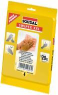 Серветки очищувальні SOUDAL SWIPEX XXL 20 шт.