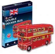3D-пазл CubicFun Лондонський даблдеккер міні-серія S3018h