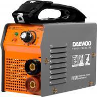 Інвертор зварювальний Daewoo DW 170
