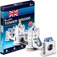 3D-пазл CubicFun Великобританія: Тауерський міст міні-серія S3010h