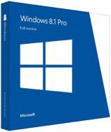 Программное обеспечение Microsoft Windows 8.1 Pro 64-bit English 1pk DVD (FQC-06949)