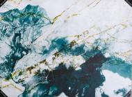 Картина Мармур 85x113 см Styler
