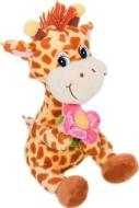М'яка іграшка LAVA Жираф з квіткою LA8614
