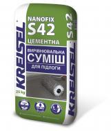 Самовирівнювальна підлога KREISEL Nanofix S42