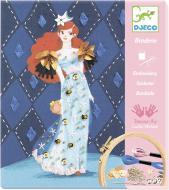 Набір для вишивання Djeco Коктейльна мода DJ09844