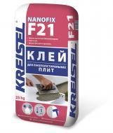 Клей для пенополистирола KREISEL Nanofix F21 25 кг