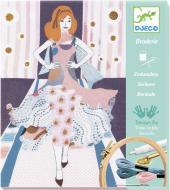 Набір для вишивання Djeco Тиждень моди DJ09845